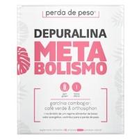 DEPURALINA METABOLISMO AMP 15ML X15.