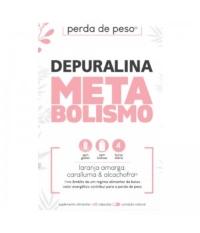 DEPURALINA METABOLISMO CAPS X60.