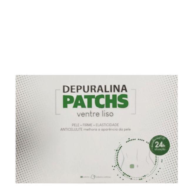DEPURALINA PATCHES VENTRE LISO X28