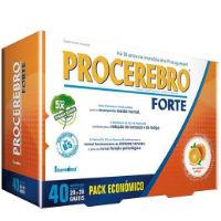 PROCEREBRO FORTE AMPOLAS BEBÍVEIS DE 10ML - 20 + 20 AMPOLAS