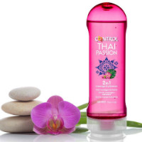 CONTROL 2IN1 GEL DE MASSAGEM THAI PASSION