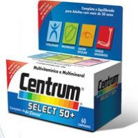 CENTRUM SELECT50+ DE 30 COMPRIMIDOS