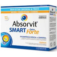 ABSORVIT SMART EXTRA FORTE DE 30 AMPOLAS DE 10ML