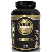 GOLDNUTRITION L-CARNITINE 750MG 60CAPS
