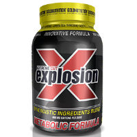GOLDNUTRITION EXTREME CUT EXPLOSION 120CAPS