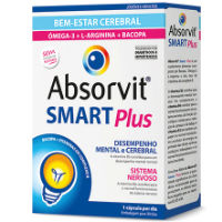 ABSORVIT SMART PLUS DE 30 CAPSULAS