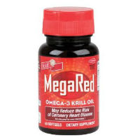 MEGARED CAPS 500MGX60 CAPS KRILL (OLEO) EICOSAPENTANOICO (ACIDO) (EPA) DOCOSAHEX