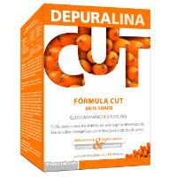 DEPURALINA CUT CAPS X 84 CAPS GLUCOMANANO ESPIRULINA (SPIRULINA MAXIMA) CASCARA